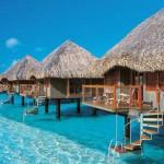 Bora Bora Honeymoon at Le Meridien Bora Bora