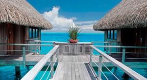 Amazing Airfare sale to Tahiti - Hilton Bora Bora Nui