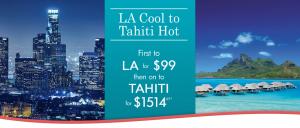 Tahiti promo