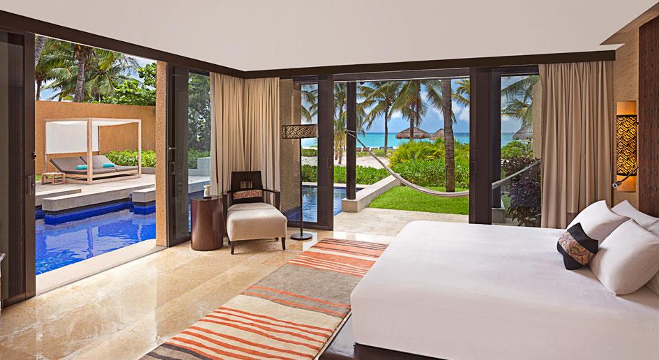 Banyon Tree Mayakoba Three Bedroom Pool Villa