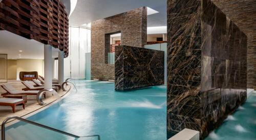 Gran Velas Riviera Maya Spa Pool
