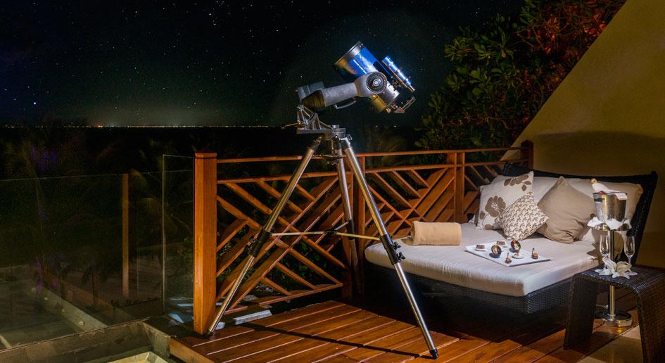 Gran Velas Riviera Maya Stargazing