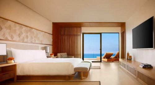 Nobu Hotel Los Cabos Miyabi Suite Bedroom