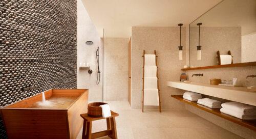 Nobu Hotel Los Cabos Sake Suite Bathroom