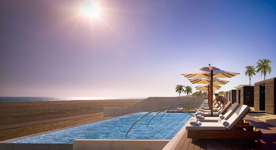 Nobu Hotel Los Cabos Pool