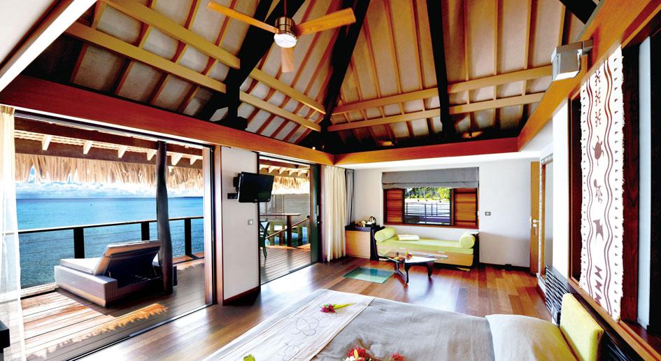 Hotel Kia Ora Overwater Bungalow