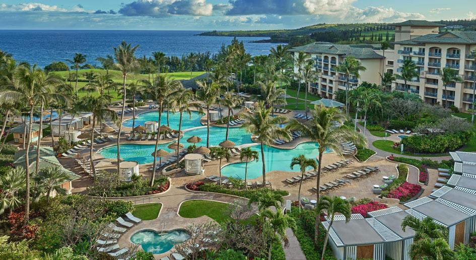 The Ritz Carlton, Kapalua Maui