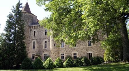 Château de Codignat France