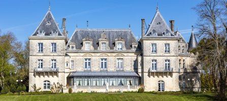 Château de Mirambeau France