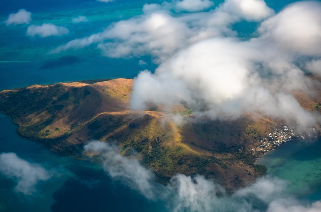 Makogai Island, Fiji