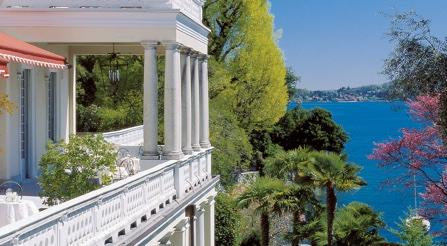Grand Hotel Majestic, Lake Maggiore, Italy