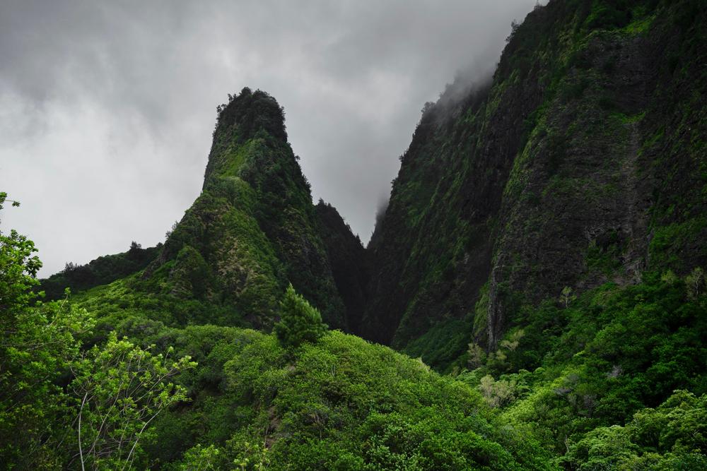 Windward Side of Maui