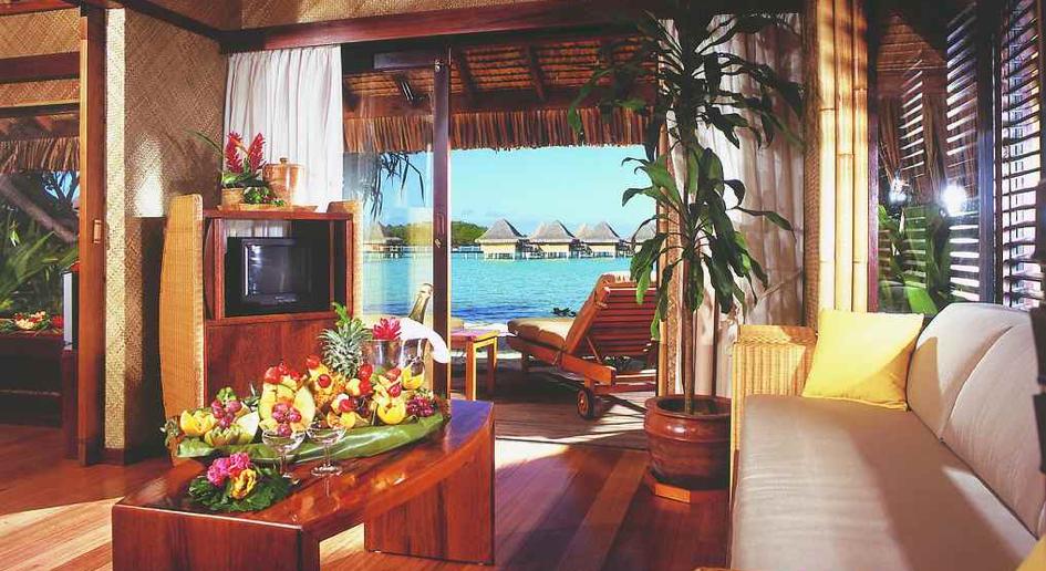 Intercontinental Bora Le Moana Resort