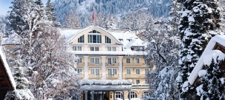 Le Grand Bellevue Switzerland
