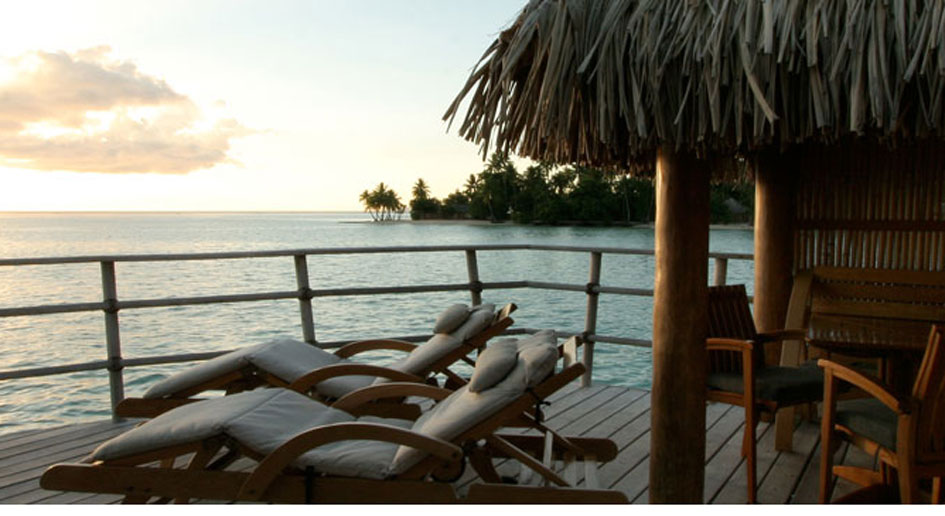 Le Tahaa Island Resort and Spa
