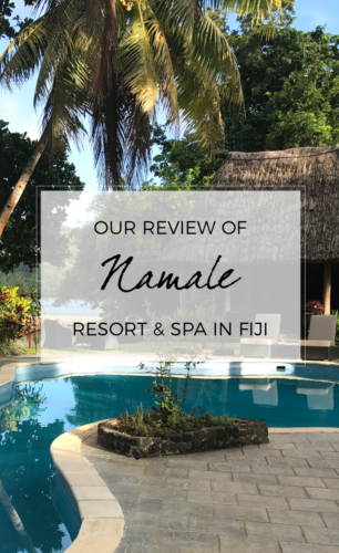 Namale Resort Review