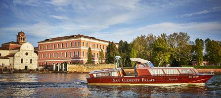 San Clemente Palace Kempinski Venice Italy