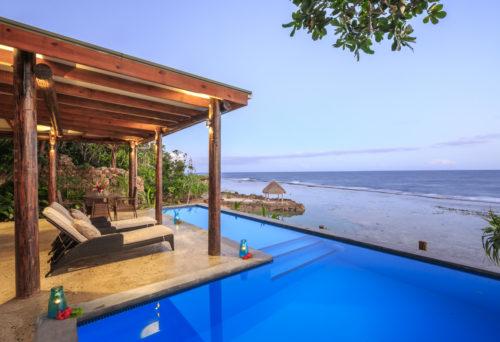 Savasi Island Resort Villa Pool