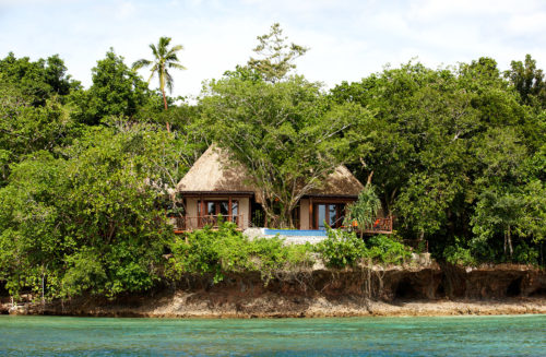 Savasi Island Resort Waterfall Villa