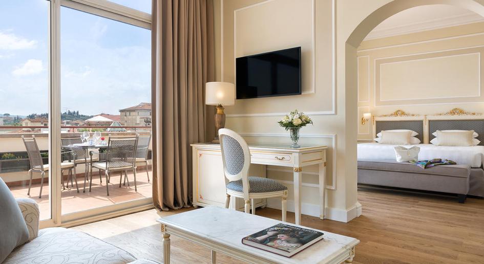 Sina Villa Medici Italy