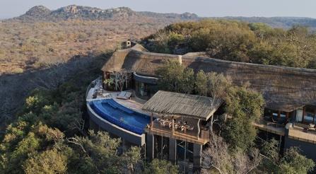 Singita Malilangwe House