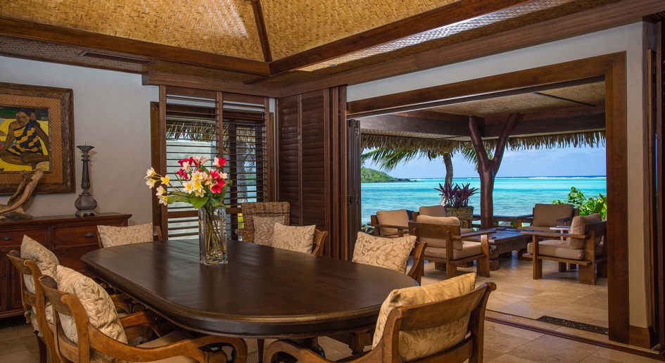 Te Manava Luxury Villas and Spa