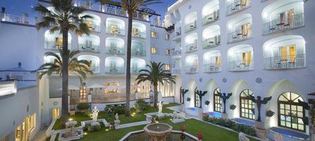 Terme Manzi Hotel and Spa Italy